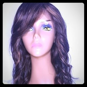 "Lace Front Wig 18"" Body Waves"